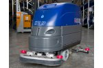 Dulevo - Model H710 Series - Walk Behind Scrubber Dryers